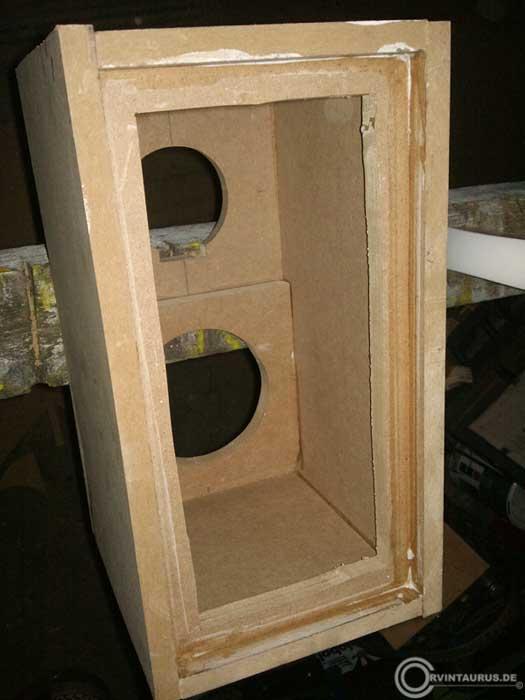 internetpr 228 senz ala corvintaurus lautsprecherbox mit visaton chassis ls reparatur