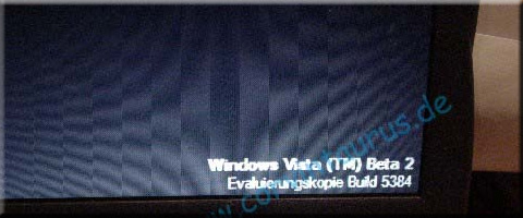 Windows Vista Beta 2 Installation Part